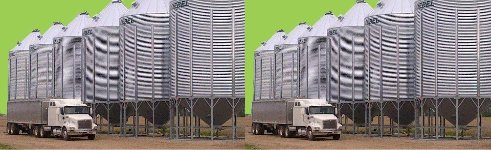 Goebel Grain Bins