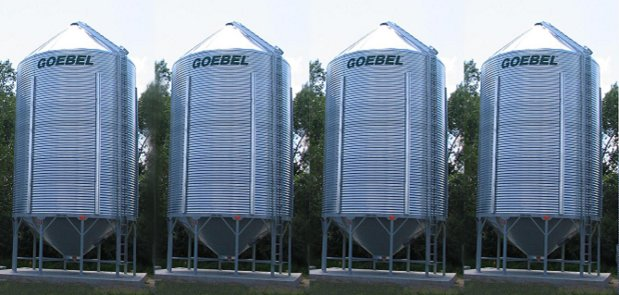 Goebel Hopper Bins